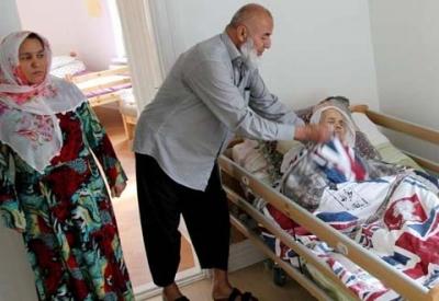 İsveç'ten Skandal Karar! 106 Yaşındaki Müslüman Sığınmacıyı Sınır Dışı Edecekler