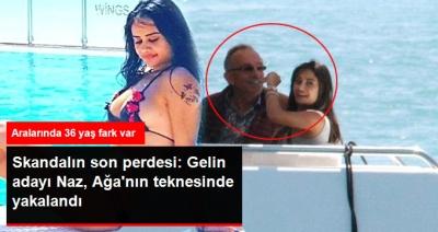 İzdivaç Programlarının Skandal Gelin Adayı Ali Ağaoğlu'nun Teknesinde Yakalandı!