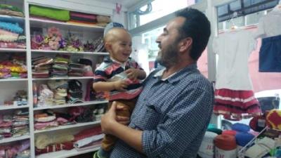 İzmit'te Çocuğu Tuhafiyeye Bırakan Vicdansız Bakıcı Çıktı! Başka İş Bulduğu İçin Bırakıp Kaçmış!