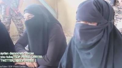 Kaçmaya Çalışan Terörist Kadın Kılığına Girerek Kendini Bu Hale Getirdi!