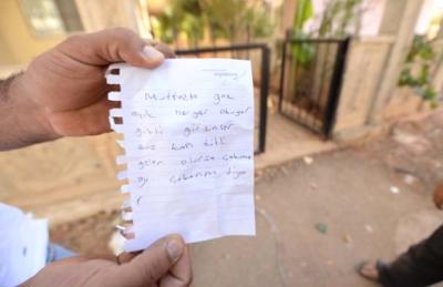Kadın Balkondan Attığı Notla Hem Kendisinin Hem de Çocuklarının Hayatını Kurtardı: Eşim Gazı Açtı, Hepimizi Öldürecek