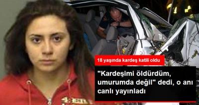 Kardeş Katili 18 Yaşındaki Kız Cinayeti Canlı Yayınladı! Kan Donduran İfadeler Kullandı!