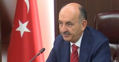 """""""Kıdem Tazminatı"""" Konusunda Bakan Müezzinoğlu'ndan Önemli Açıklama!"""