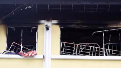 Malezya'da Feci Yangın! Okulda Yangın Çıktı Öğrenciler Metal Korkuluklar Nedeniyle Kaçamadı: 24 Ölü