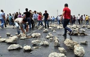 Mardin'de çiftçiler isyan etti