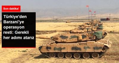 Milli Savunma Bakanı Açık ve Net Konuştu: Irak Konusunda Gereken Adımları Atmaktan Çekinmeyiz