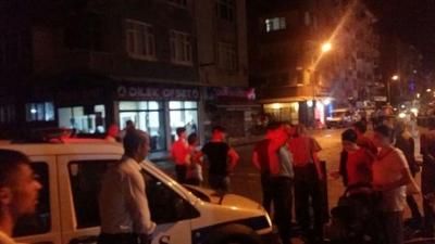Samsun'da Silahlı Kavga! 4 Ölü 1 Yaralı Var, Bölgeye Takviye Ekipler Sevk Edildi!
