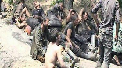 Son Dakika! İran'da Kömür Madeninde Patlama Onlarca Madenci Göçük Altında!