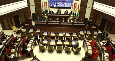 Son Dakika! Kuzey Irak Parlamentosu Barzani'nin Bağımsızlık Referandumunu Kabul Etti