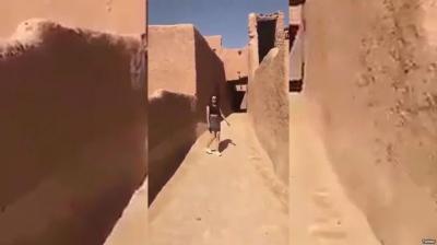 Suudi Arabistan Ayakta! Mini Etekli Kadın Videosu Ülkeyi Çalkaladı!