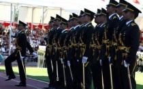 Teğmenler diplomalarına kavuştu