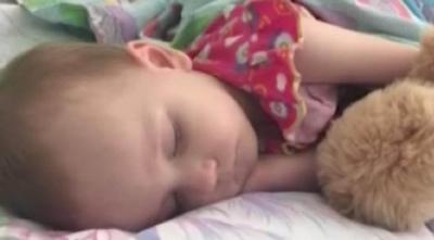 Tıp Dünyasını Bile Şok Eden Olay! Güçlükle Uyutulan Bebek Bir Hafta Uyanmadı