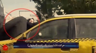 Trafikte Korkunç İşkence! Eşine Yaptıklarını Görenler Şok Oldu