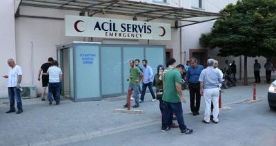Yedikleri Tatlıdan Zehirlenen 120 Kişi Hastaneye Kaldırıldı!