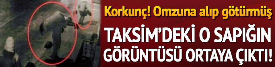 Taksim'in Göbeğinde Sokak Ortasında Kaçırıp İnşaata Götürdü, Cinsel Saldırıda Bulundu! O Sapık Yarglanıyor