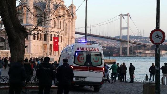 15 Temmuz Şehitler Köprüsü'nde İntihar! Köprüden Atlayan Gencin Cesedi, Bacakları Kopmuş Olarak Çıkarıldı!