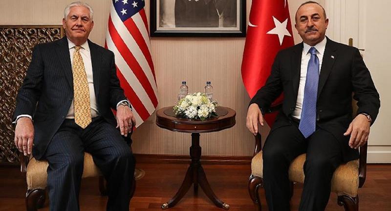 ABD İle Kriz Bitti Mi? Çavuşoğlu ve Tillerson Görüşmesi Sonrası İlk Açıklama