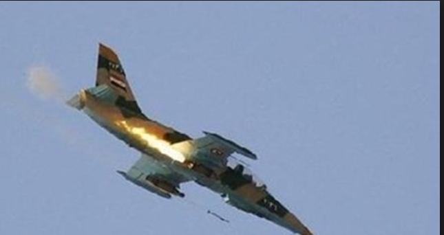 ABD Suriye'de Esad Rejimine Ait Savaş Uçağını Düşürdü!