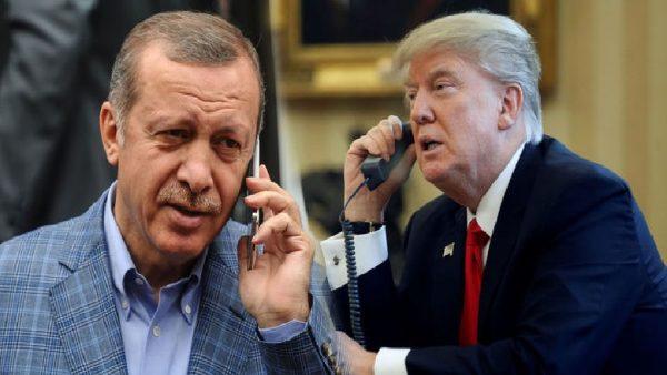 ABD'den Yeni Skandal! Erdoğan Trump Görüşmesi Sonrası Öyle Bir Açıklama Yaptı Ki…