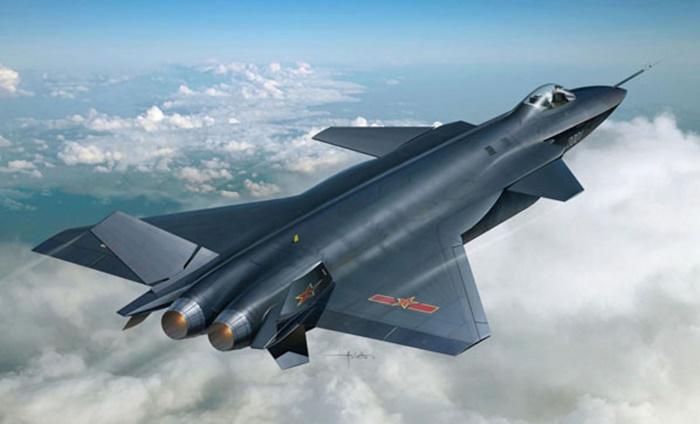 ABD'ye Büyük Şok! Beşinci Nesil Savaş Uçağını Aktif Edip, Açık Açık Meydan Okudular!