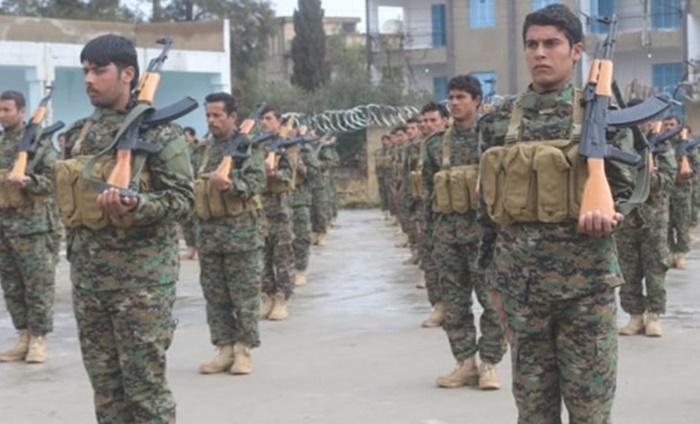 Afrin'de Bozguna Uğrayan Örgütten Yeni Plan! PKK/PYD Arkasına ABD'nin Desteğini Aldı, 1700 Teröristi Daha Afrin'e Kaydırıyor!