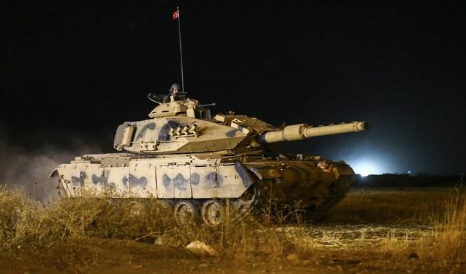 Afrin'de Operasyona Adım Adım! Siviller Göçe Başladı