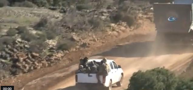 Afrin'de Terör Örgütüne Bozgun Üstüne Bozgun! Bir Stratejik Nokta Daha Ele Geçirildi!