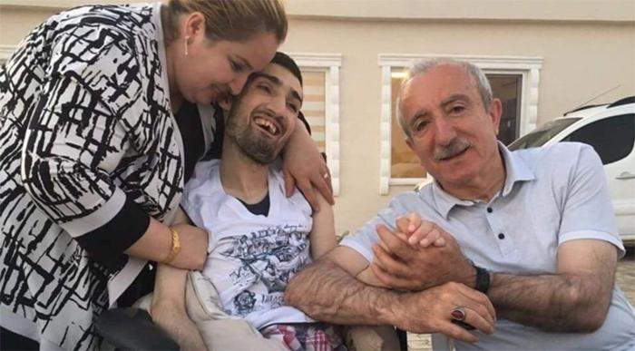 AK Parti Mardin Milletvekili Orhan Miroğlu Oğlu İçin Kan ve Dua İstedi: Oğlum Derin Bir Uykuya Daldı, Dua Edin