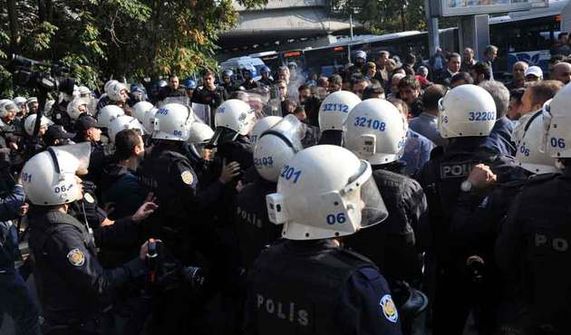 Ankara'ya Kritik İstihbarat! Valilik Demirtaş Yasağı Koydu, Kuş Uçurtulmayacak