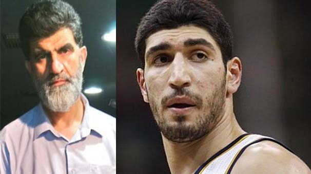Basketbolcu Enes Kanter'in Babası FETÖ'den Gözaltına Alındı