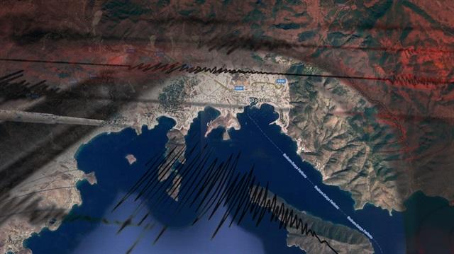 Bodrum'da 4.9 Şiddetinde Bir Deprem Daha! Bodrum Neden Sürekli Sallanıyor?