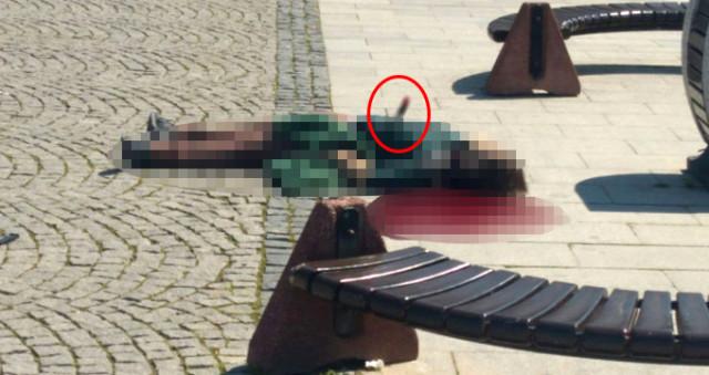 Çanakkale'de Korkunç Olay! Önce Silahla Vurdu Sonra Karnına Ekmek Bıçağı Sapladı