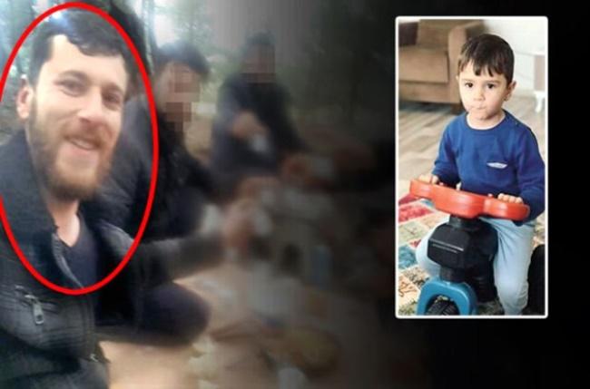 Cani Baba 4 Yaşındaki Oğlunu Boğarak Öldürüp Bu Pozu Vermiş