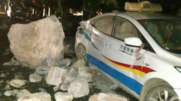 Çin 7.0 Büyüklüğünde Depremle Sarsıldı, Ölü ve Yaralılar Var!