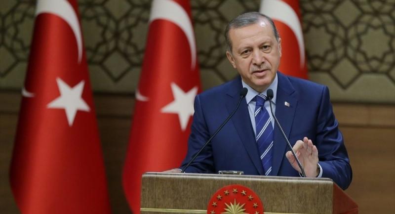 """Cumhurbaşkanı Erdoğan Açık Açık Söyledi! """"Afrin'den Sonra Münbiç'i Temizleyeceğiz"""""""