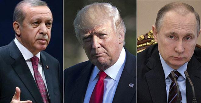 """Cumhurbaşkanı Erdoğan'dan Çok Önemli Açıklamalar! Putin ve Trump'la Yaptığı Görüşmeleri Anlatarak O Detayı Ekledi: """"Videoları Putin'e…"""""""