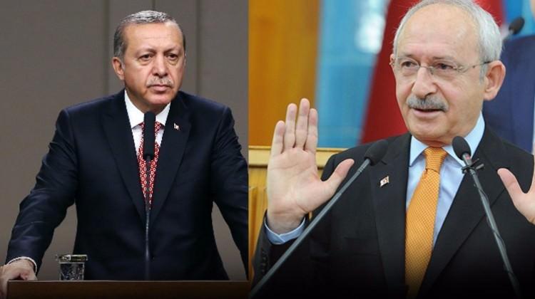 Cumhurbaşkanı Erdoğan'dan Kılıçdaroğlu'na Bir Tazminat Davası Daha!