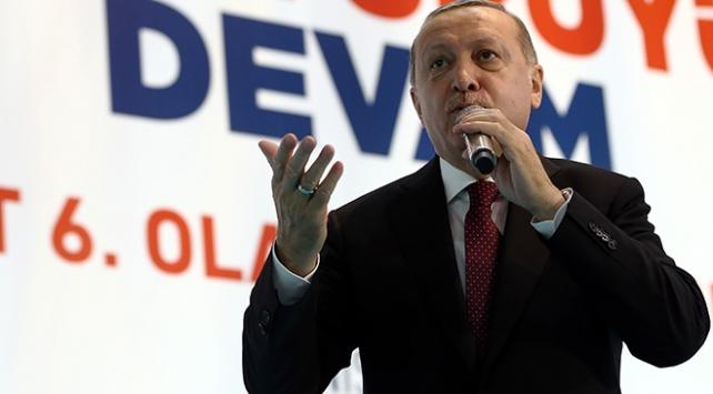 """Cumhurbaşkanı Erdoğan'dan Çok Sert Sözler! """"Cehenneme Kadar Yolunuz Var"""""""