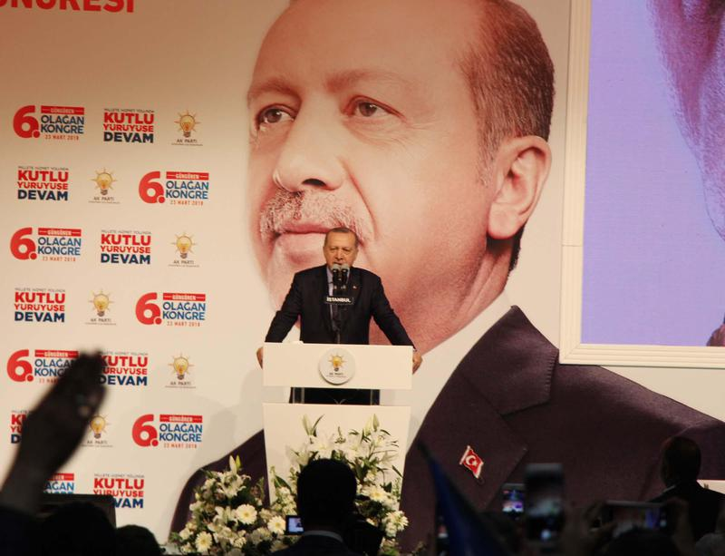 Cumhurbaşkanı Erdoğan Konuştu, Alkış Tufanı Koptu: Onlar Kaçtı Biz Kovaladık!