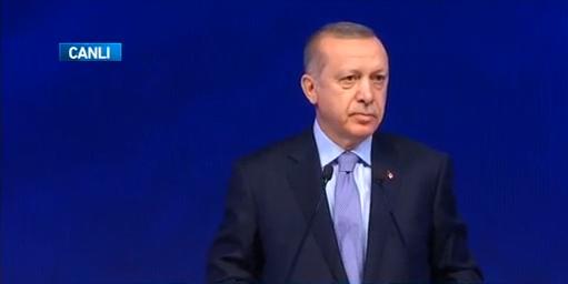 """Cumhurbaşkanı Erdoğan'dan Çok Sert Açıklamalar: """"Gel Vur Burayı Ondan Sonra Barış De!"""""""