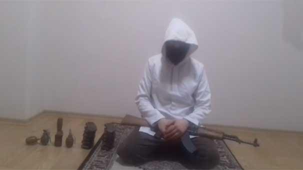 DAEŞ'in Korkunç Planı Etkisiz Hale Getirilen Teröristin Cep Telefonu Görüntülerinden Ortaya Çıktı!