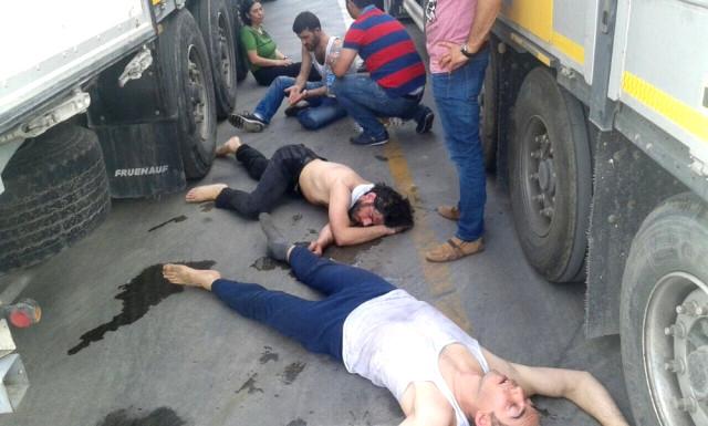 DHKP-C'liler Havasızlıktan Boğulmak Üzereyken Jandarma Kurtardı