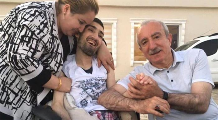 Dua İstemişti! Ak Parti'li Vekil Orhan Miroğlu'nun 25 Yaşındaki Oğlu Zerdeşt Hayatını Kaybetti!