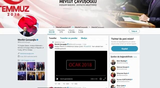 Esad Hainlerin Sözcülüğüne Soyundu, Yanıt Çavuşoğlu'ndan Geldi: Yalanı Kes!