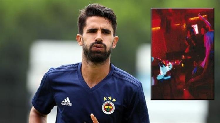 Fenerbahçeli Alper Potuk Çapkınlıkta Fena Yakalandı