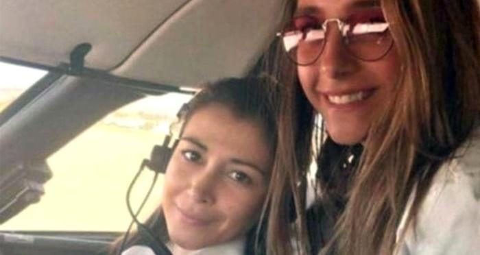 """Flaş Gelişme! Düşen Jette Öldü Sanılan Kadın Pilot, """"Hayattayım"""" Diye Ortaya Çıktı, 2 Hafta Önce Kovulmuş!"""