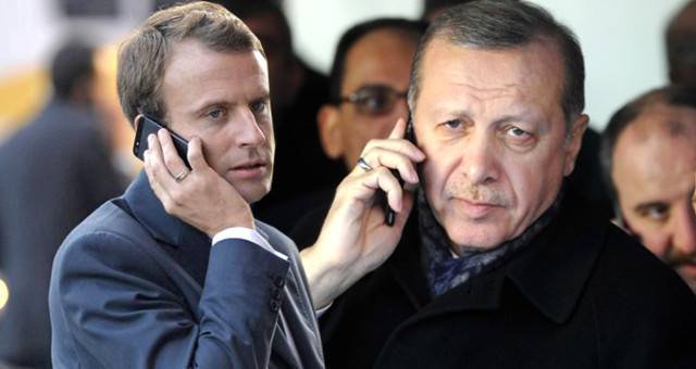 Gündem: Suriye'deki Ateşkes! Cumhurbaşkanı Erdoğan'dan Macron'a Kritik Telefon