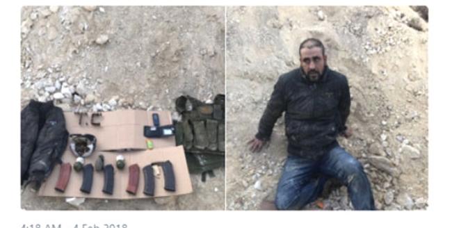 Güvenlik uzmanı Abdullah Ağar Teslim Olan YPG'li Terörist Hakkında Dikkat Çeken Detayı Paylaştı: Sivil Giyindiler Çünkü…