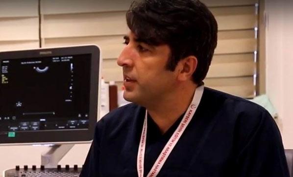 Hasta Yakını Doktora Biber Gazı ile Saldırdı