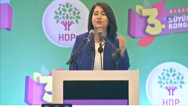 HDP Kongresinde Terörist Başı Öcalan'a Selam Gönderen Sırrı Süreyya Önder ve Pervin Buldan Hakkında Soruşturma Başlatıldı